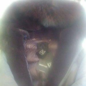 Bloomingdales dawn levy coat